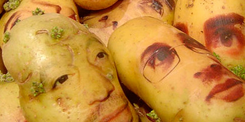 Ugly Potatoes Become Best Sellers
